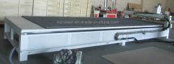 CNC fraiseuse de coupe de bois solide et avec le modèle personnalisé