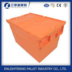Caixa de plástico de logística de armazenagem/Bin/contentor para roupas de armazenamento