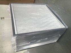 """Глубокую """"чистом"""" производстве гофрированный фильтр HEPA 99,99 %"""