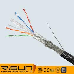 Lan-Kabel-Kommunikations-Verkabelungs-Netz-Kabel 4p UTP/STP/FTP/SFTP Cat5/Cat5e/CAT6/CAT6A