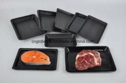 EPS espuma de plástico bandeja bandeja de comida de mar de la bandeja de carne de la bandeja de comida de todo tipo de envase la bandeja con almohadilla absorbente