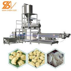 Proteína de Soja carne vegetais máquina de processamento de alimentos