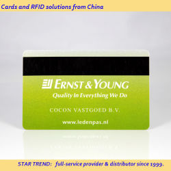 호텔/레스토랑/커피숍 VIP 카드/마그네틱 스트라이프가 있는 멤버십 카드
