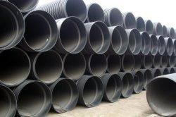管サポート630mm直径の地下の排水系統のHDPEの管