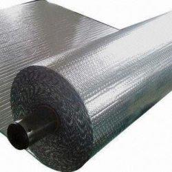 El papel de aluminio NBR/PVC Tubo de aislamiento de espuma de goma/tubo