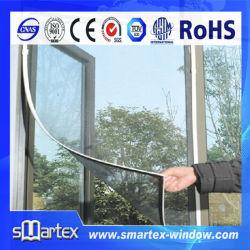 [فير برووف] ثنى [إينفيسبل] بلاستيك يكسى نافذة [فيبرغلسّ] حشرة شاشة