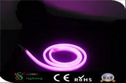 IP65 Lampe au néon de courbures de décoration de Noël