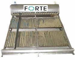 Collettore a energia solare di calore dell'acciaio inossidabile di alta efficienza