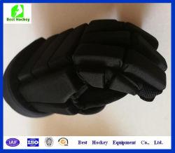 Maior conforto e flexibilidade de luvas de hóquei