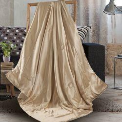 Taihu Snow Silk High Quality Luxury Light와 Soft Summer Travel Baby Used Silk Throw Blanket