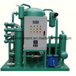 Turbina Olio Di Scarto Filtrazione Olio Turbina Riciclata Macchina Di Depurazione Olio