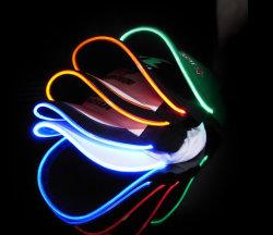 Clignotement du voyant de cadeaux de promotion du sport Hat lueur dans l'obscurité Cap