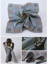 Pocket Square 100 % Stock foulards de soie
