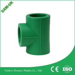 Accessori per tubi della materia prima PPR di alta qualità PPR