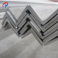 A36 SS400 P235 P345b el hierro laminado en caliente de la hoja de ángulo de acero inoxidable de ms bares