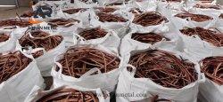 Fio de cobre de sucata de metais não ferrosos venda diretamente da fábrica de alta qualidade