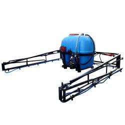 Máquina de rega de jardim agrícola pulverizador com barra de implemento do trator