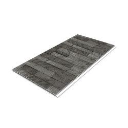 Reino Unido Nuevo diseño de la pared de ladrillo de PVC Baño Efecto 5 X 250 X 2700mm