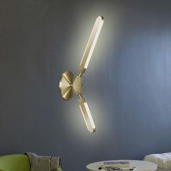 Современные дизайнерские светильники освещение Gallery настенный светильник Декоративное освещение салона современный дизайн алюминиевый настенный светильник