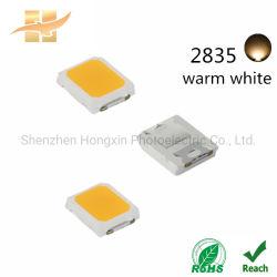 2835 warme Lumen des Weiß-SMD LED hohe Helligkeit SMD LED