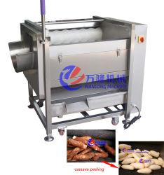 Electric Sweet Potato Peeler Prix de la machine Machine à Laver Lave Légumes Fruits Carrot le manioc Peeler