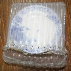 Saco de coluna de ar de alimentação personalizado para o leite em pó desnatado e do Vinho