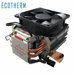 رادياتير PWM مزود بوحدة معالجة مركزية (CPU) لإمداد المصنع بمروحة تبريد مقاس 92 مم