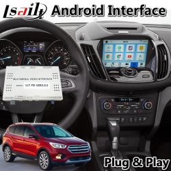 Android Vidéo Interface de navigation GPS pour Ford Escape titane3 Système de synchronisation