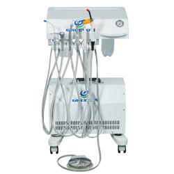 캐스터가 있는 이동식 치과 카트 시스템(GU-P 302)