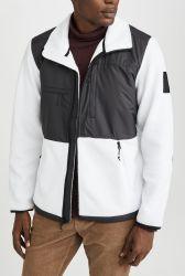 Los hombres chaqueta de invierno de moda vestido popular al aire libre relleno