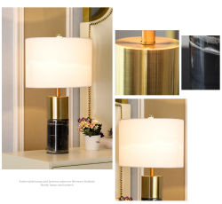 Cabo da luz de cama móvel multifuncional criativo do indicador LED RGB de ganhar com telefone de carregamento sem fios Kmg candeeiro de secretária da mesa o interruptor de reóstato de L