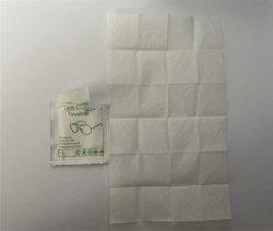 Lente fabricante OEM toallitas de limpieza de vidrio