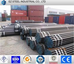 Un333 St52 A106b SA210c SA192 A192 de la caldera de carbón de alta presión de precisión del tubo de acero sin costura
