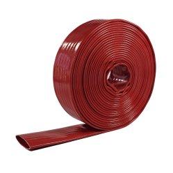 고압 고품질 SGS Farmland Drag의 부드럽고 유연한 내구성 PVC Layflat 호스