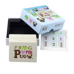 High-end игрушка образования игральные карты для обучения детей карт флэш-карты