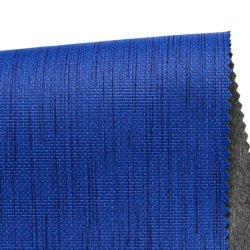 Commerce de gros changement de couleur Cuir microfibre gaufré PU tissu cuir synthétique matériau pour ordinateur portable sacs à main