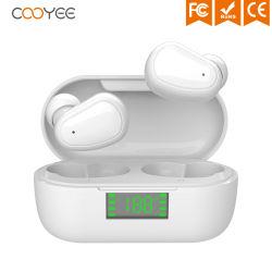 سماعات أذن W3 تعمل بتقنية Bluetooth® لتشغيل الألعاب مثل حبوب الفول داخل الأذن تعمل بتقنية معالجة الإشارات الرقمية (DSP)