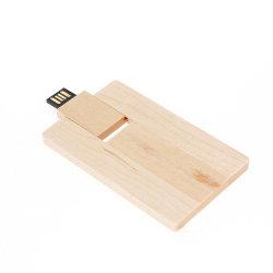 طبيعيّ شجر قيقب خشبيّة [كرديت كرد] [أوسب] 2.0 سرعة عادية يقود برق قابل للتمحور ذاكرة عصا قلم إبهام [أو] أسطوانة [بندريف]