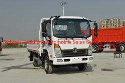 سينوروك HOWO شحن الشاحنات الجمليّة السعر 10-20 قدمًا شاحنة خفيفة/شاحنة مقفلة
