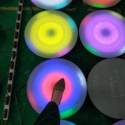2021 고휘도 DMX LED 인터액티브 댄스 플로어 - 클럽 바닥 조명
