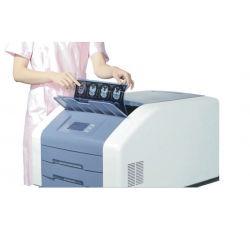 درج تغذية اختياري 1 أو 2 درج تغذية مباشر جاف جهاز التصوير الحراري للتصوير بالأشعة السينية بالتصوير المقطعي المحوسب بالأشعة السينية DR MRI