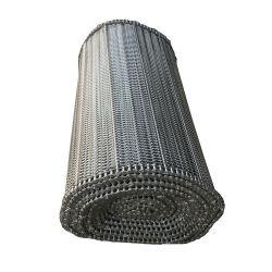 La spirale decorativa architettonica collega la maglia elettricamente del nastro trasportatore di collegamento Chain dell'acciaio inossidabile
