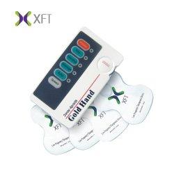 Unità elettrica a bassa frequenza tenuta in mano di massaggio di Massagertherapeutic