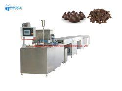De Dalingen die van de Chocolade van de knoop de Lijn van de Verwerking van de Chocoladeschilfers van de Machine van de Verpakking Vormen