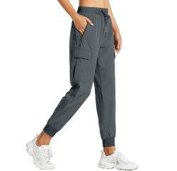 Salón al aire libre personalizados rápida casual de las mujeres deportistas de carga seca de Atletismo Ligero de secado rápido Senderismo pantalones para Amazon