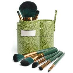 Verfassungs-Pinsel-Sets Soem-12PCS Eco freundliche kosmetische mit Pinsel-Halter