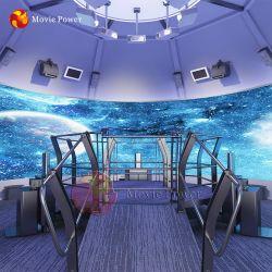 Cinema em 5D de alta tecnologia dinâmica de efeitos especiais de Cinema em órbita 360