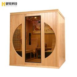 Fabbrica vendi infrarosso calore secco relax Sauna con lounger