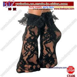 섹시 라스 러플 프릴리 발목 양말 앙클릿 여성용 양말 댄스 양말 학교 양말 (C5106)
