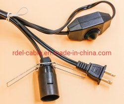 Nosotros NEMA 1-15P Cable de Alimentación cable alargador con el interruptor